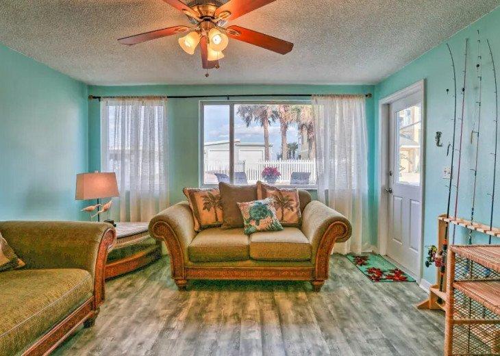 Cozy New Smyrna Beach Apartment - Steps from Beach #4