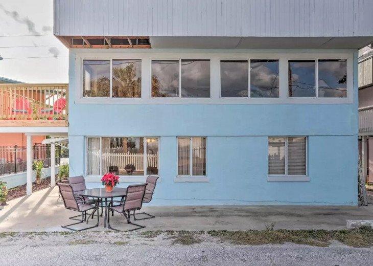 Cozy New Smyrna Beach Apartment - Steps from Beach #22