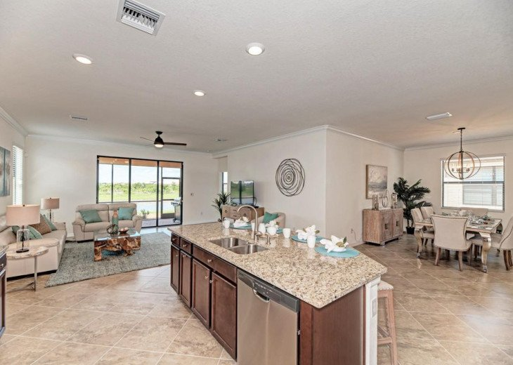 Stunning New Build in Coveted Sarasota National- $3000/mo!! #7