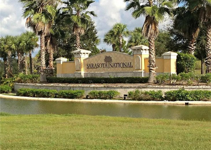 Stunning New Build in Coveted Sarasota National- $3000/mo!! #33
