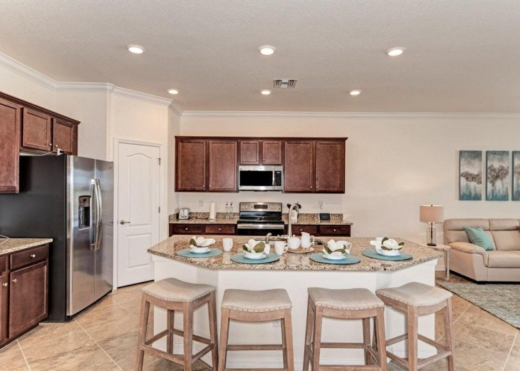 Stunning New Build in Coveted Sarasota National- $3000/mo!! #3