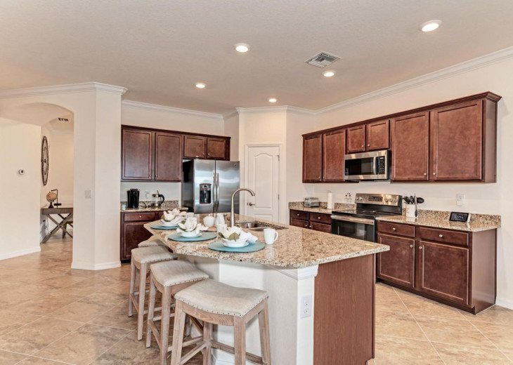 Stunning New Build in Coveted Sarasota National- $3000/mo!! #5