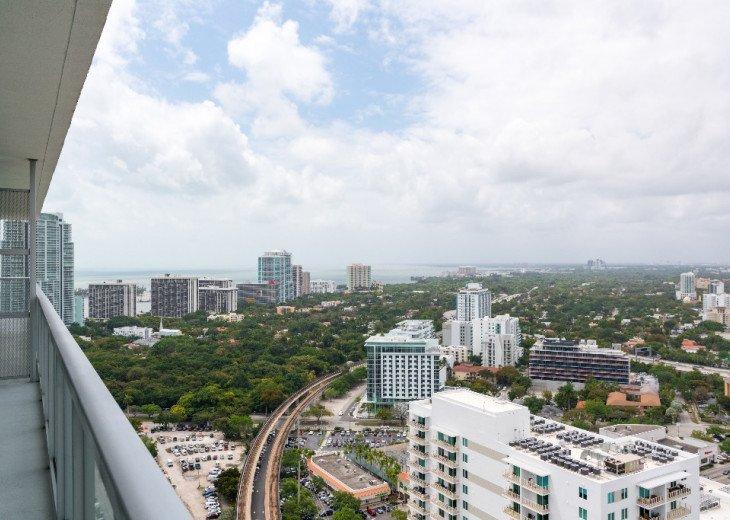 Miami Luxury in Brickell 2BR 2BA, Bay Views #14