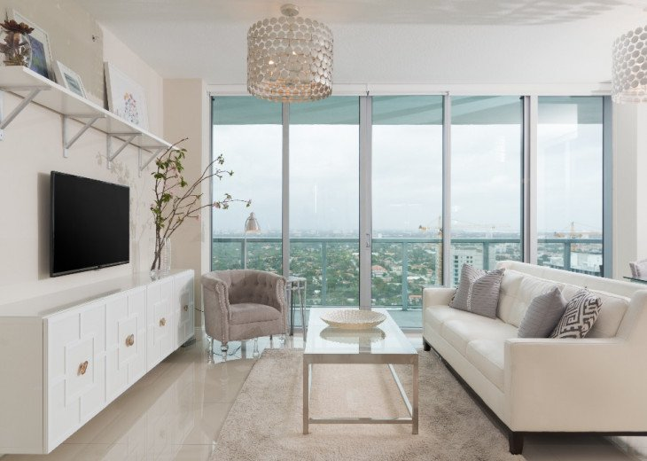 Miami Luxury in Brickell 2BR 2BA, Bay Views #1
