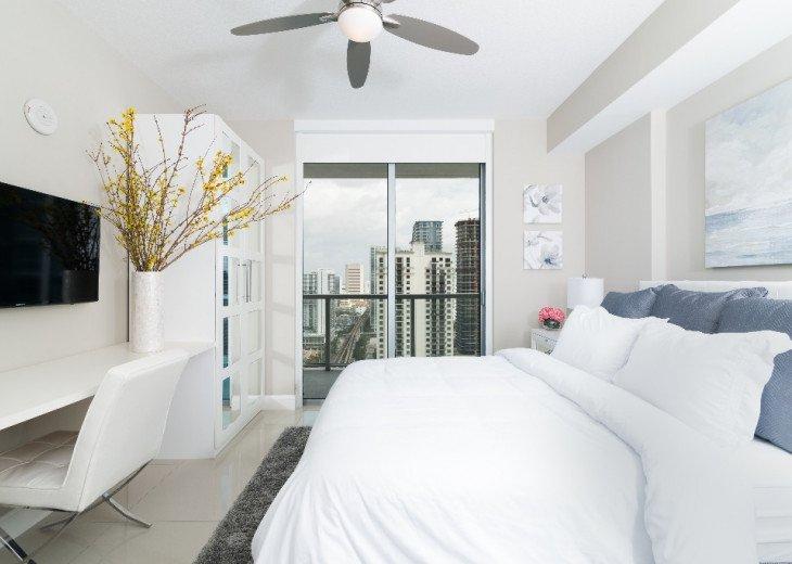Miami Luxury in Brickell 2BR 2BA, Bay Views #10