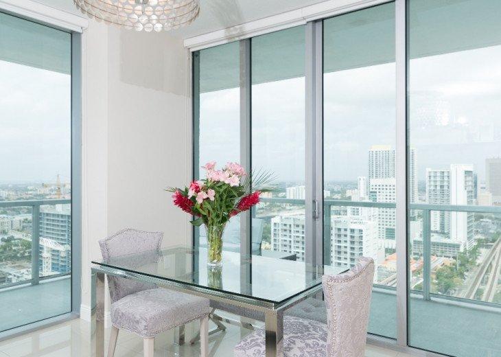 Miami Luxury in Brickell 2BR 2BA, Bay Views #4