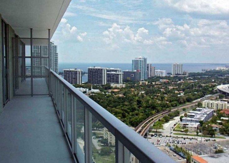 Miami Luxury in Brickell 2BR 2BA, Bay Views #12