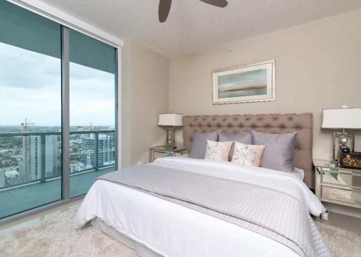 Miami Luxury in Brickell 2BR 2BA, Bay Views #6