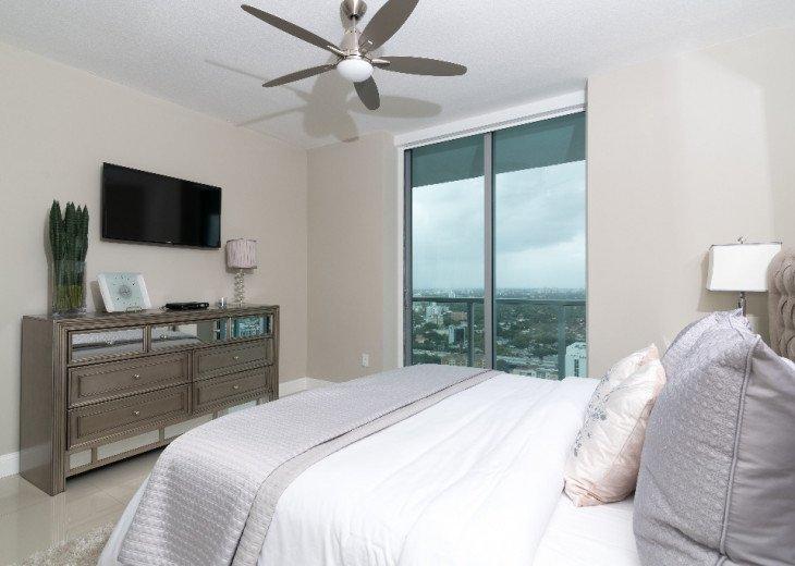 Miami Luxury in Brickell 2BR 2BA, Bay Views #7