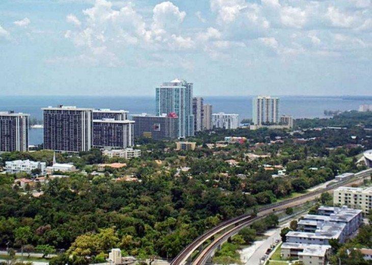 Miami Luxury in Brickell 2BR 2BA, Bay Views #15