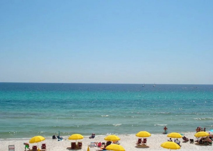 Treasure Island 206 2BR/2 Bath Pet Friendly, Panama City Beach #7