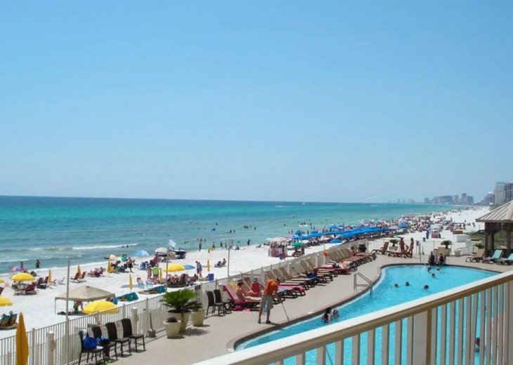 Treasure Island 206 2BR/2 Bath Pet Friendly, Panama City Beach #2