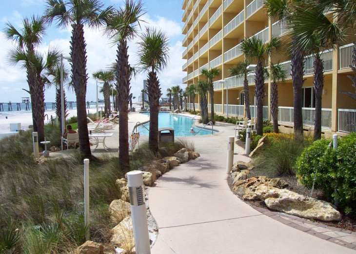 Calypso, 5th Floor, August Special, Private Park Spot & Free Beach Chair #1