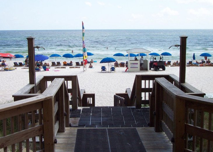 Calypso, 5th Floor, August Special, Private Park Spot & Free Beach Chair #22