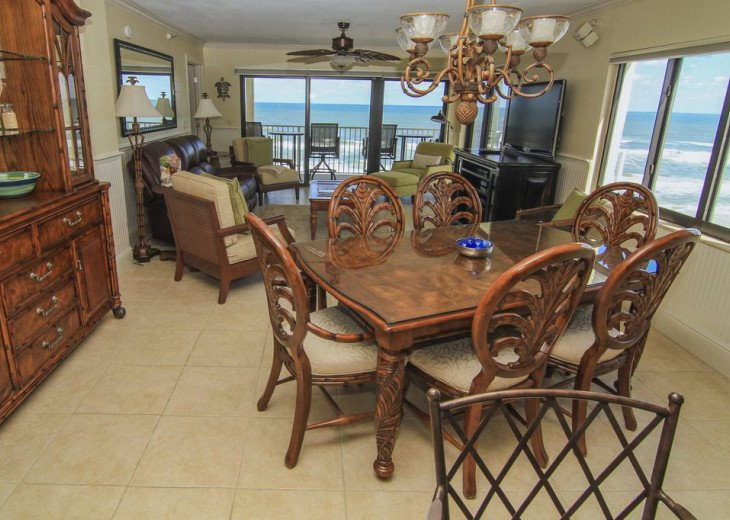 Sunrise Paradise, 2/2 Updated Corner Condo, Oceanfront, No-Drive Beach!. #3