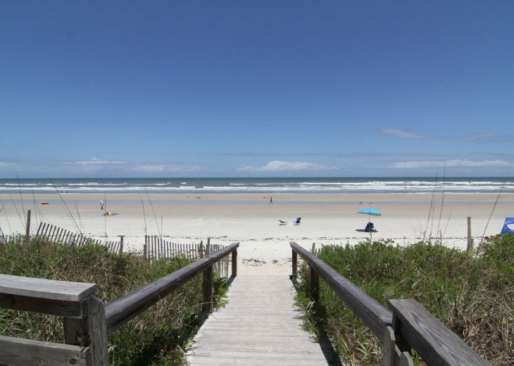 Sunrise Paradise, 2/2 Updated Corner Condo, Oceanfront, No-Drive Beach!. #17