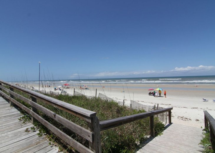 Sunrise Paradise, 2/2 Updated Corner Condo, Oceanfront, No-Drive Beach!. #24