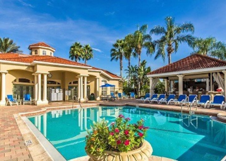 Mad Men Magic Kingdom House *Pool&Spa* 6mi to Disney*Dog and Family Friendly* #3