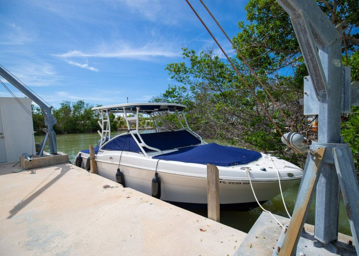 Treasure Cove 300' of Dockable Waterfront #39