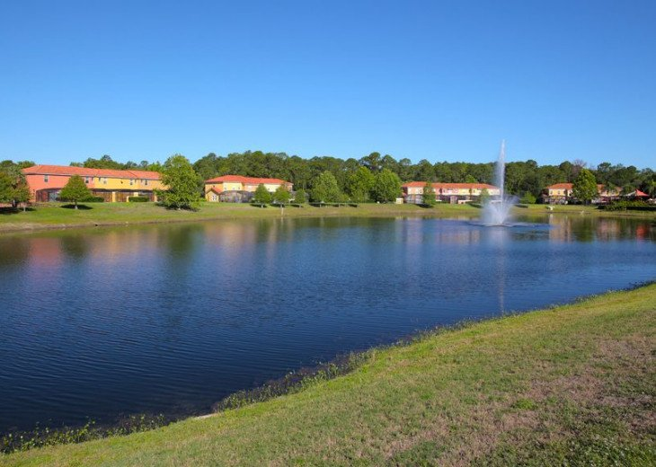 Newly Updated Lakeside Villa with Own Pool near Disney #25
