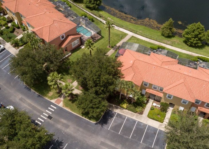 Newly Updated Lakeside Villa with Own Pool near Disney #27