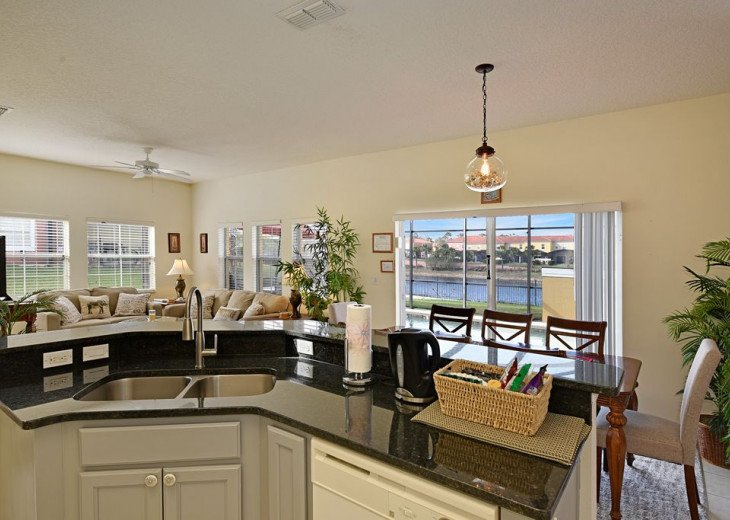 Newly Updated Lakeside Villa with Own Pool near Disney #13