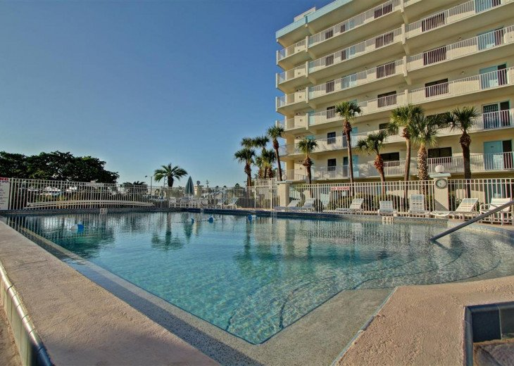 3 Bedroom 2 Bath Direct Ocean Front With A 44 Foot Wrap-Around Balcony #39