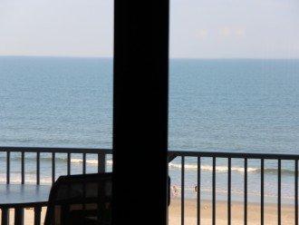 A little bit of heaven in top floor ocean front 2 BR 2 Ba Sandcastles 706 #1