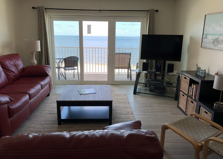 Feel Just Like Home! Newly Remodeled Condo with a Fantastic Gulf View! 2B/2B #25