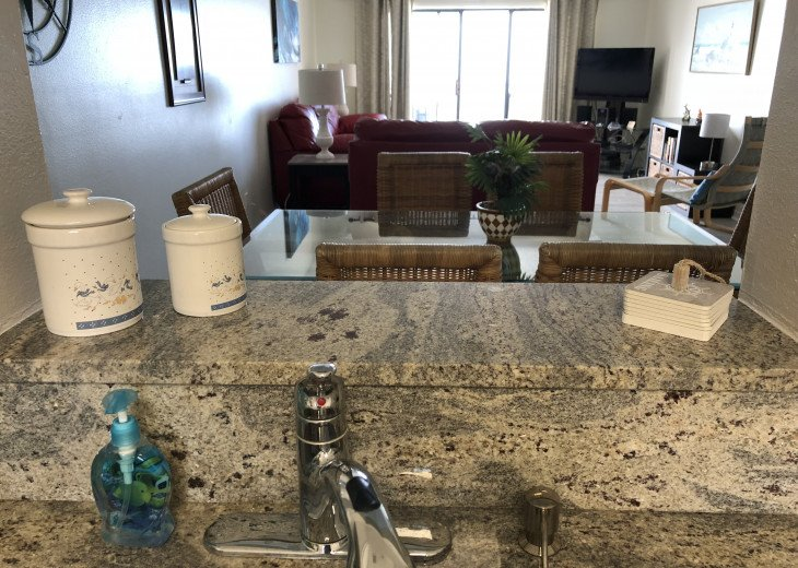 Feel Just Like Home! Newly Remodeled Condo with a Fantastic Gulf View! 2B/2B #17