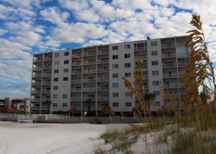 Feel Just Like Home! Newly Remodeled Condo with a Fantastic Gulf View! 2B/2B #11