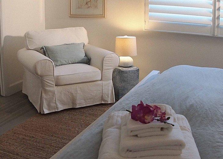North Master Suite, your private retreat