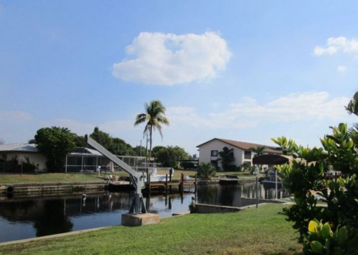 Ibis - Sailboat Access Home with Solar Heated Pool #8