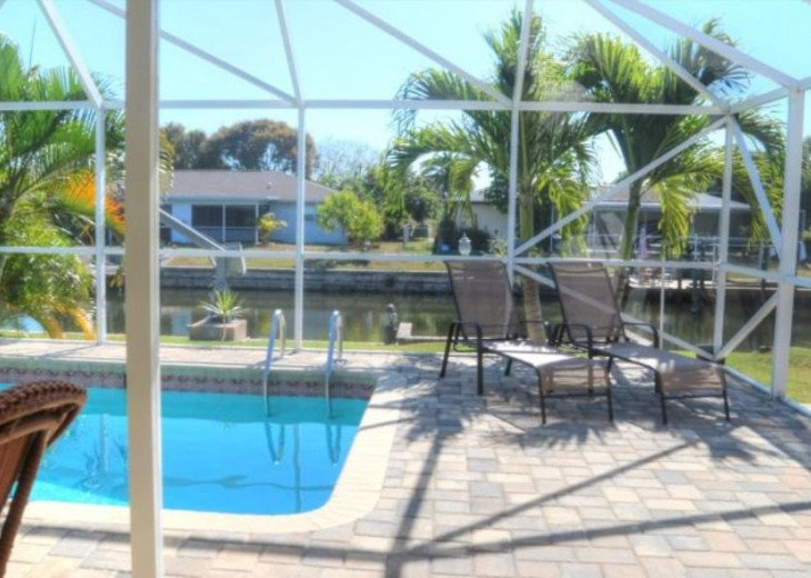 Ibis - Sailboat Access Home with Solar Heated Pool #6