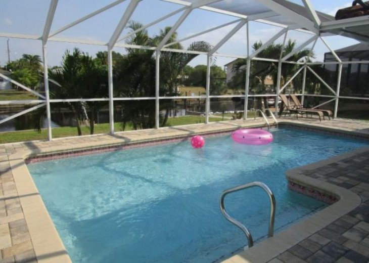 Ibis - Sailboat Access Home with Solar Heated Pool #4