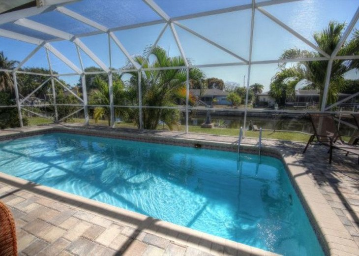 Ibis - Sailboat Access Home with Solar Heated Pool #2