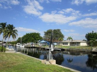 Ibis - Sailboat Access Home with Solar Heated Pool #1