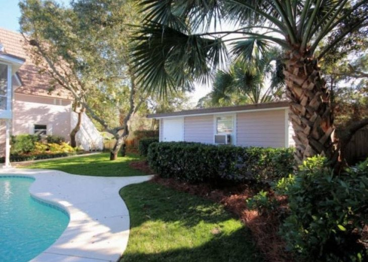 LOCATION LOCATION LOCATION Luxyry Beach House with VERY private pool #9