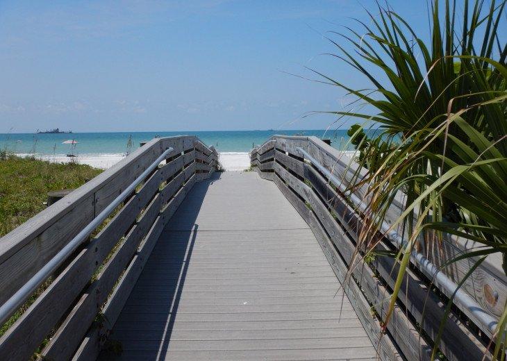 Beach Entry