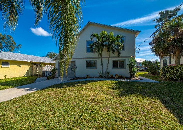Welcome to our beautiful Bonita Springs waterfront home!