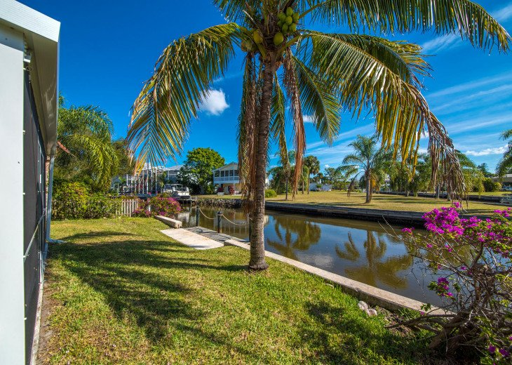 Our Bonita Springs vacation home is located minutes from the Gulf of Mexico!