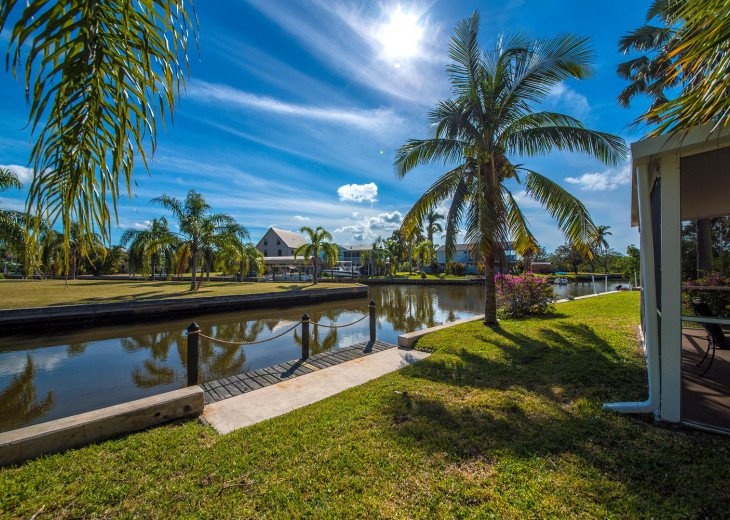 Dock your boat at this Bonita Springs vacation home!