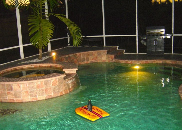 Slip in for a Midnight Dip - Naples Vacation Rental