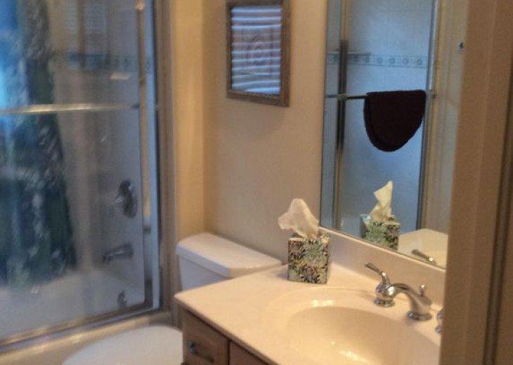 3-Piece Second Bathroom - Naples Vacation Rental