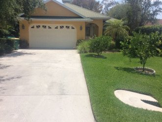 Welcome to our 3-Bed/2-Bath Beautiful Naples Florida Home-Naples Vacation Rental