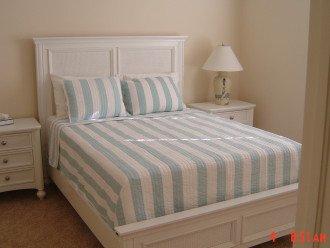 Comfortable 3rd Bedroom - Naples Vacation Rental