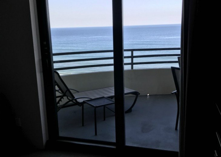 BEDROOM ACCESS TO BALCONY AND VIEW
