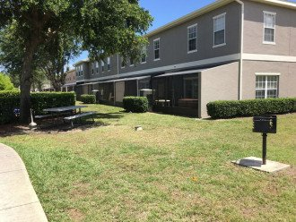 Lovely 4 BR 2.5 bath townhouse with lakeview in a gated community near Disney #1