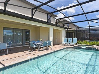 WOW! 8 bd 6 bth stunning pool home 10 mins to Disney - starts $200 nt - WW2167 #1