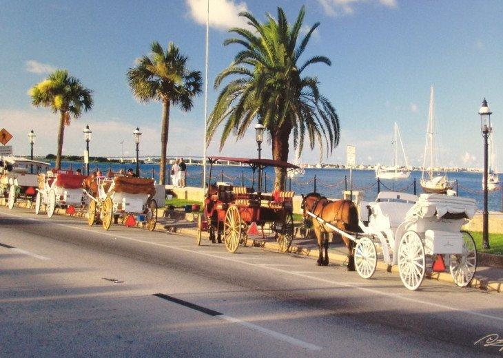 Downtown Historic Saint Augustine